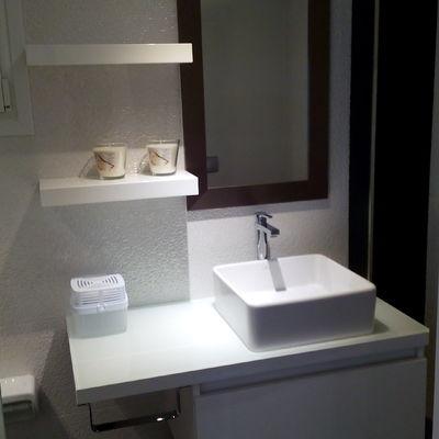 Reforma Habitación y baño