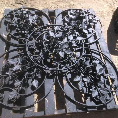 reparacion y pintado de hierros