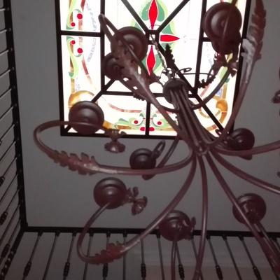 clarabolla de escalera vista