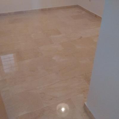 Abrillantado de suelos de marmol