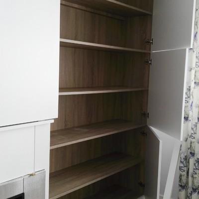 Interior librería
