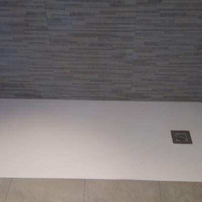 Plato de ducha a ras del suelo