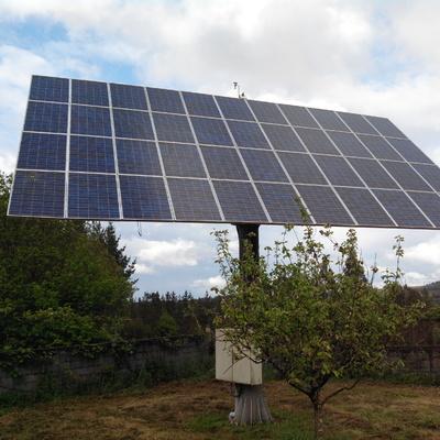 Seguidor fotovoltaico