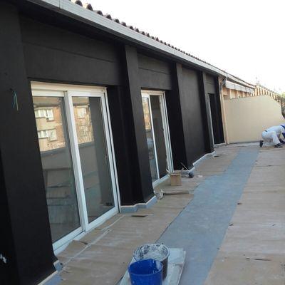 Rehabilitación de terraza