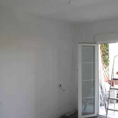 Aplicación de pintura