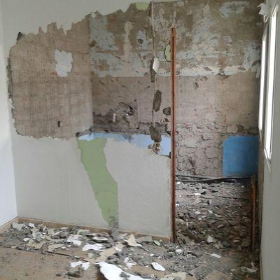 demolición de cosina