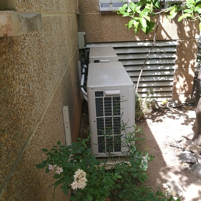 Instalación unidades exteriores Fujitsu