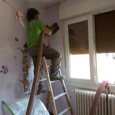 Aislamiento interior de vivienda