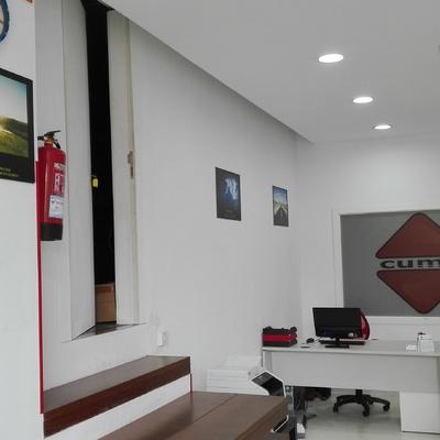 Nuestra oficina por dentro (I)