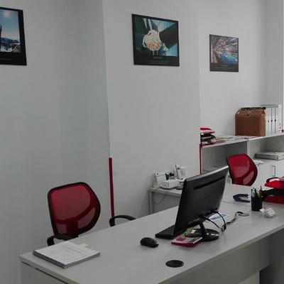 Nuestra oficina por dentro (III)