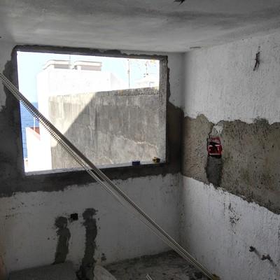 Reforma integral de atico en calle la Hoya en Puerto de la Cruz