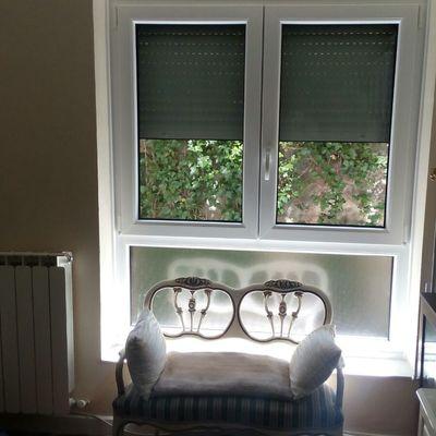 ventana de salon