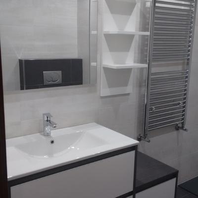 Reforma baño A Coruña 2