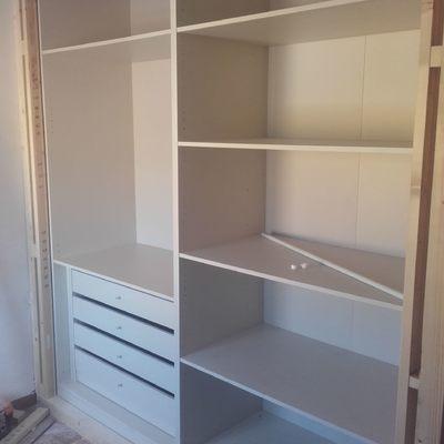 Construcción de armario
