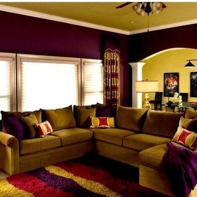 Pintado paredes, techos y molduras