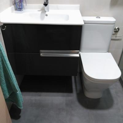 Mueble baño Roca