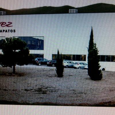 Proyecto nave industrial fabrica de calzado en Arnedo.