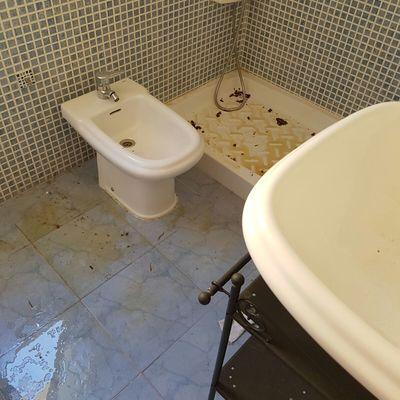 Baño de vivienda