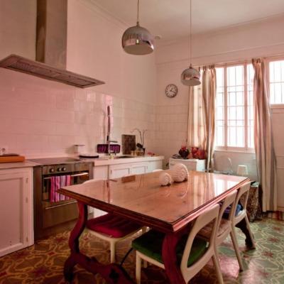 Cocina casa Palacio