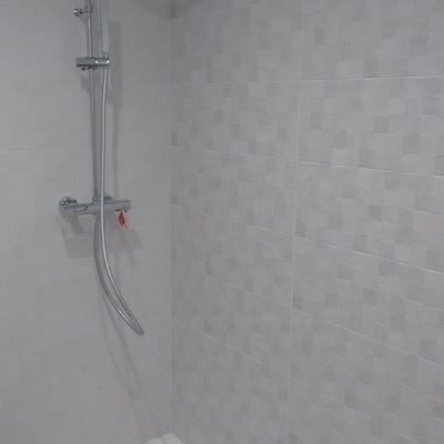 Reforma baño Os Regos