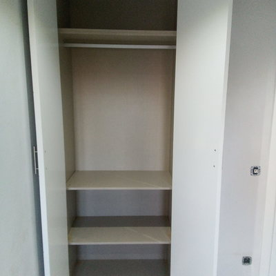 Interior de armario