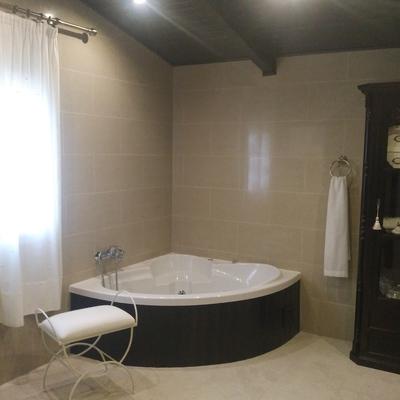 Espectacular Reforma de baño en Málaga