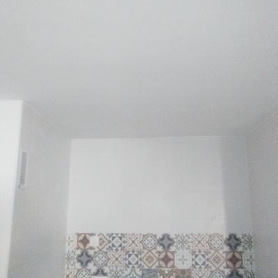 alicatado y techo alisado
