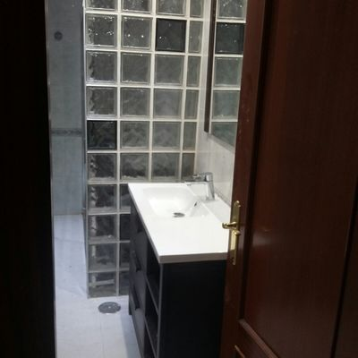 Cambio bañera por plato de ducha (aviles) despues