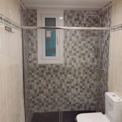 Instalación plato de ducha