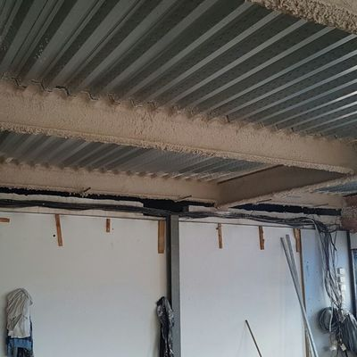 Protección de estructura metálica