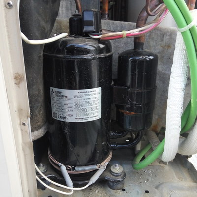 Compresor de condensador