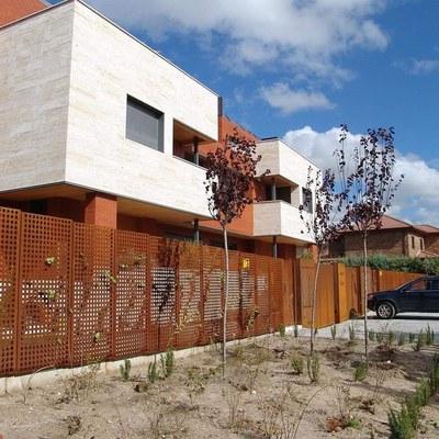 viviendas pareadas