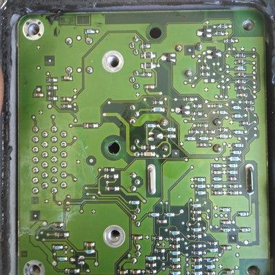 Placa electrónica caldera de gas