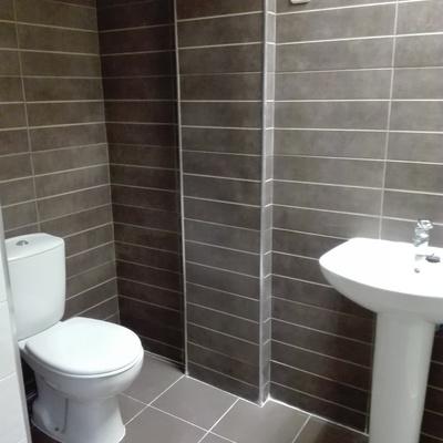 Reforma baño modelo 1 hotel