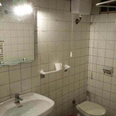 Reforma de baño integral completo Gijón (antes)