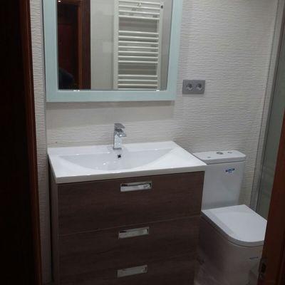 Reforma de baño integral completo (despues)