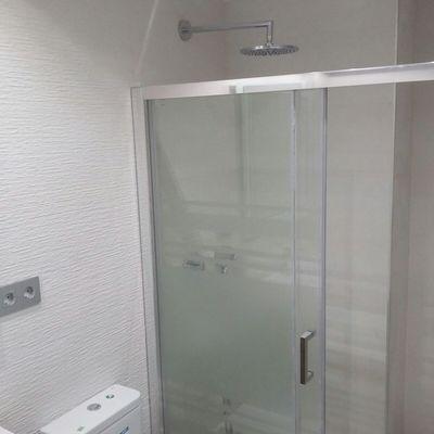 Reforma de baño integral completo Gijón (despues)