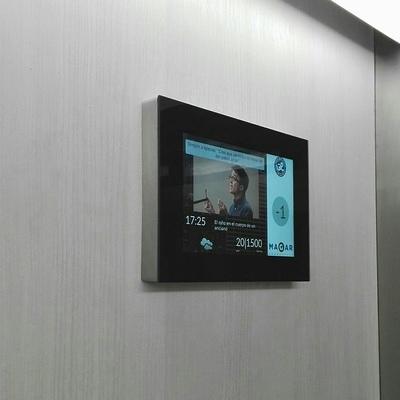 Instalacion de nuevos displays