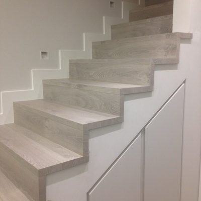Instalacion de escalera
