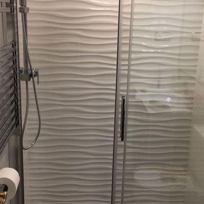 Instalación mampara de ducha
