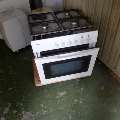 Reparación y mantenimiento de cocina de gas