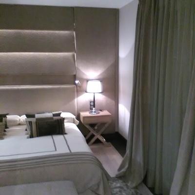 dormitorio plafonado