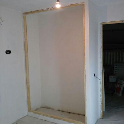 armario empotrado obra
