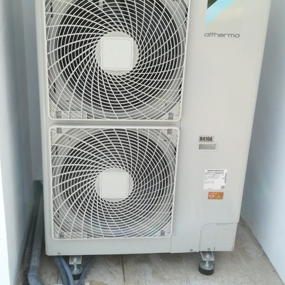 Daikin Altherma bomba de calor unidad exterior