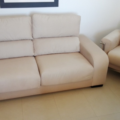 Sofa y sillon