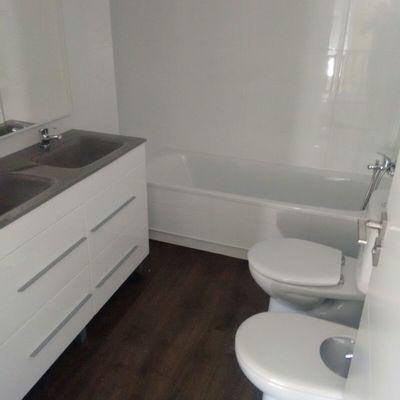 alicatado y montaje de baño