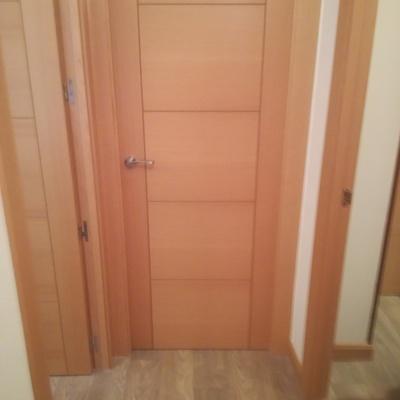 puerta y suelo