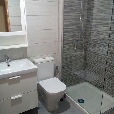 Reforma de baño parcial