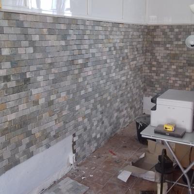 Alicatado de mosaico
