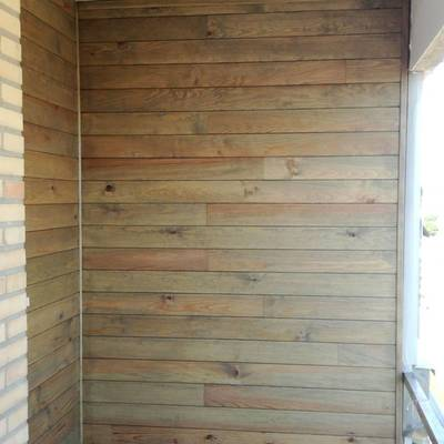 envejecido de madera